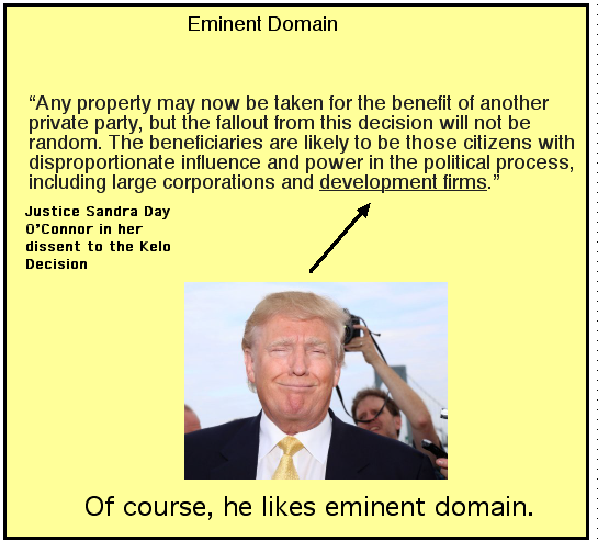 Trump Domain